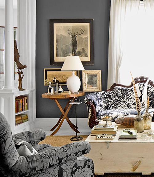 Eclectic Home Tour Sarah Gray Miller Home