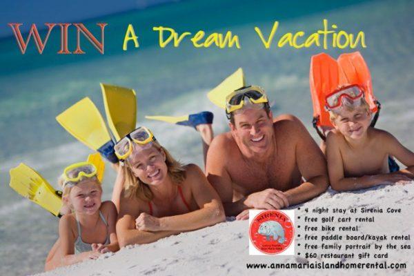 Anna Maria Island Vacation Giveaway