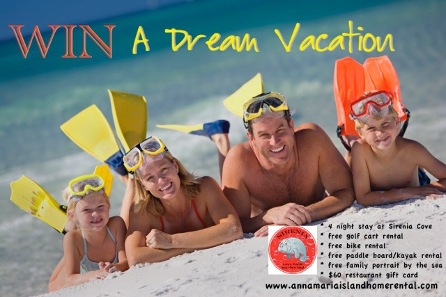 Anna Maria Island Dream Vacation Giveaway! eclecticallyvintage.com