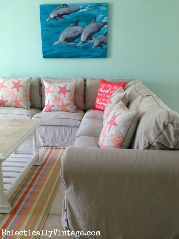 Coastal family room kellyelko.com