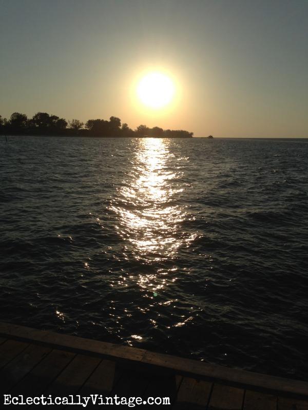 Anna Maria Island Florida sunset eclecticallyvintage.com