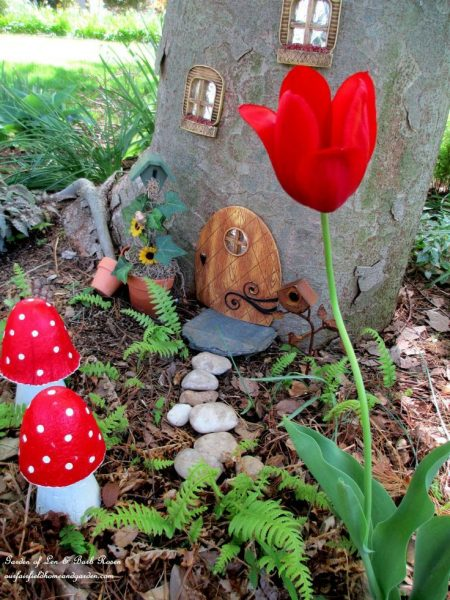 Make a fairy garden kellyelko.com