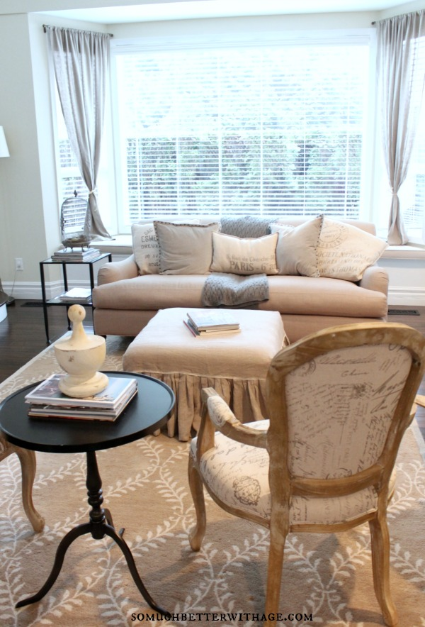 Eclectic Home Tour of So Much Better with Age kellyelko.com