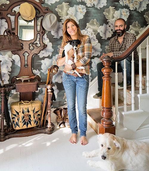Sarah Gray Miller and family kellyelko.com