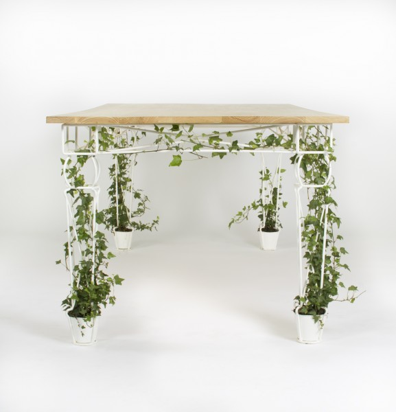 Table trellis - one of 10 unique trellises kellyelko.com