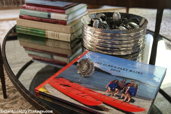 I love coffee table books - and family photo books too! kellyelko.com
