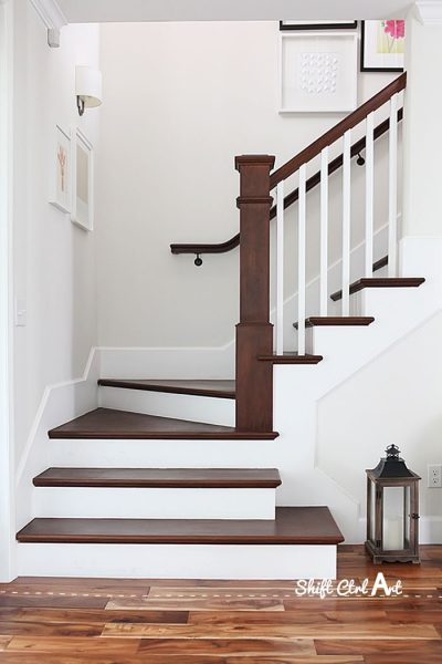 Love the simplicity of this staircase kellyelko.com