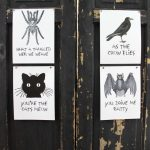 Free Halloween Printables eclecticallyvintage.com