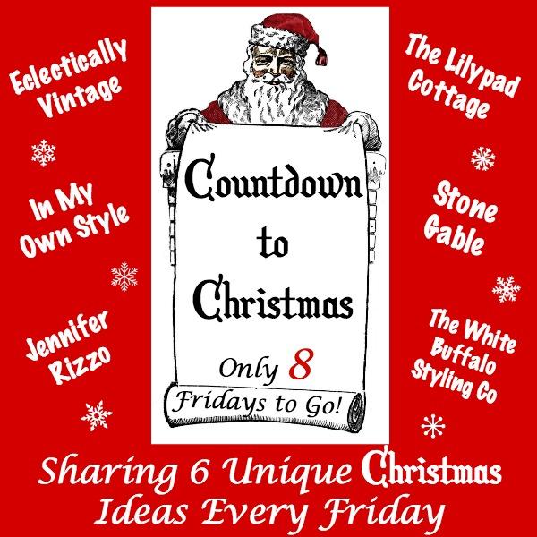 Countdown to Christmas - Creative Christmas Ideas Every Week! kellyelko.com