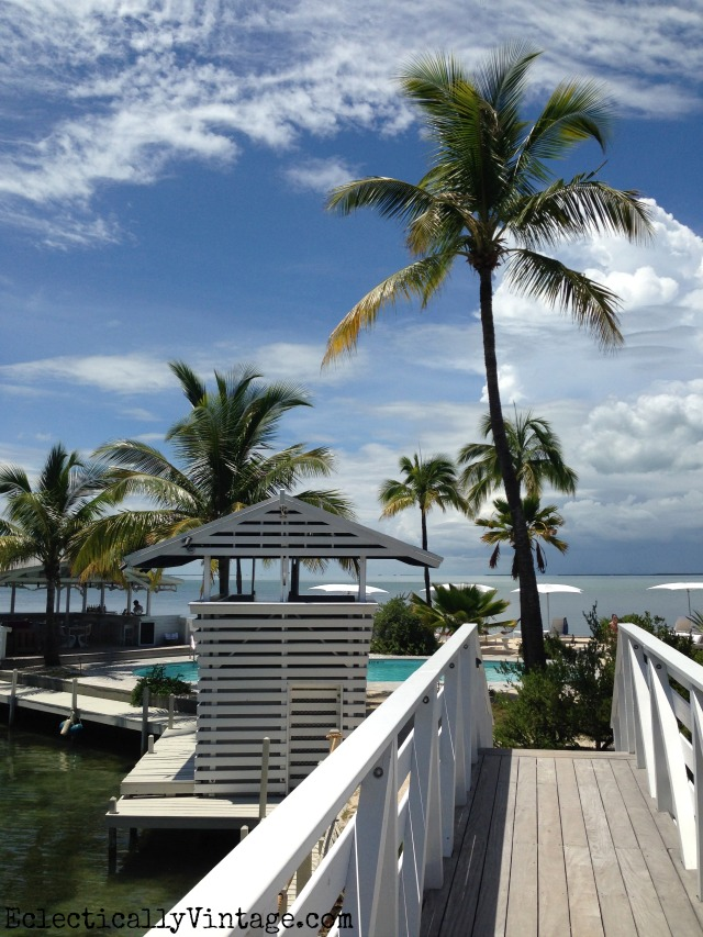 Casa Morada hotel is paradise in the Florida Keys! kellyelko.com