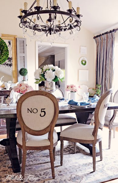 Eclectic Home Tour Tidbits & Twine eclecticallyvintage.com