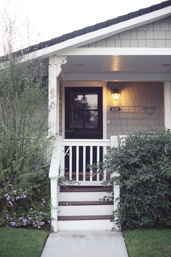 Charming California cottage kellyelko.com