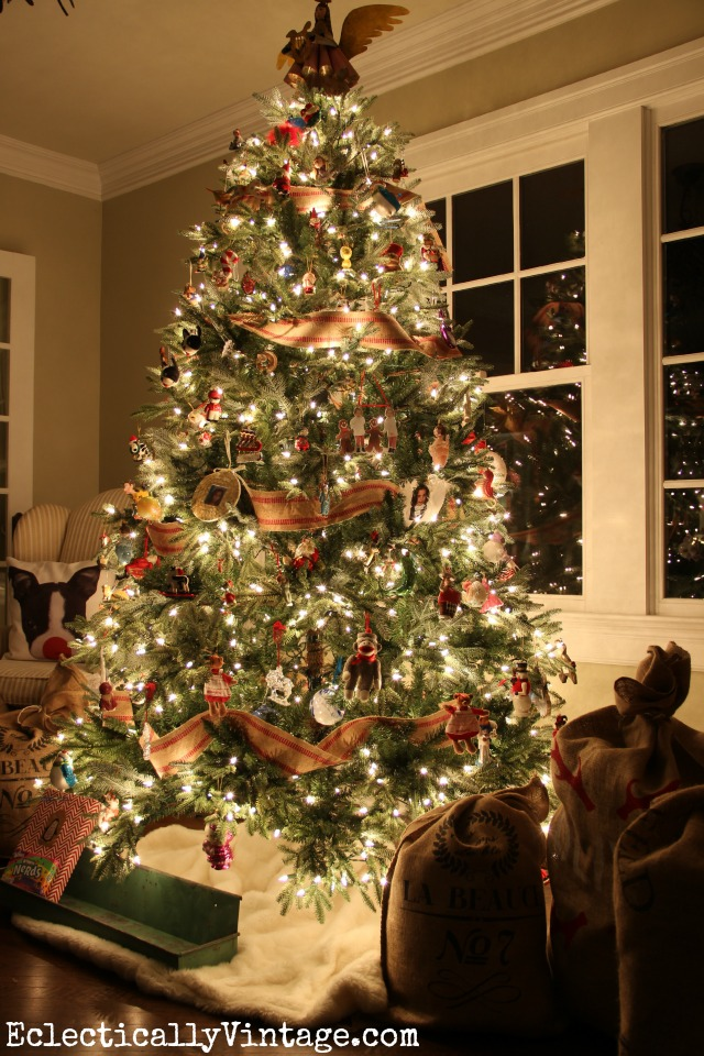 Eight Elegant Christmas Tree Decor Ideas