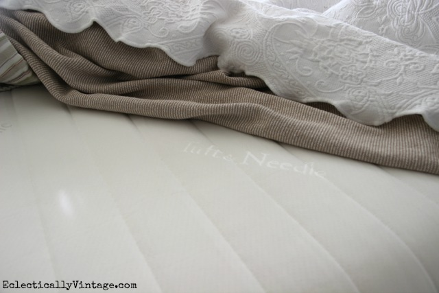 Tuft and Needle Mattress review - no wonder it's the #1 rated mattress on Amazon! kellyelko.com