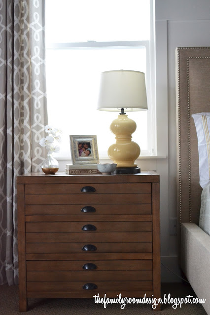 Love this chest of drawers as a bedside table kellyelko.com