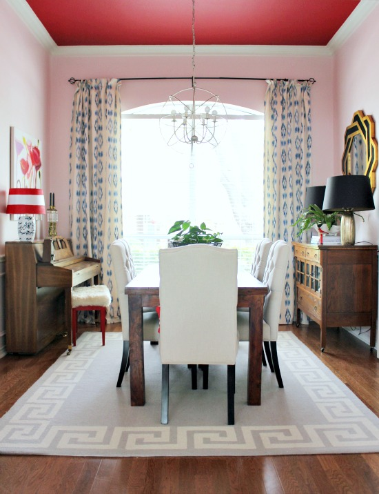 red dining room table small dining room 14 ways to make it work double duty bob vila