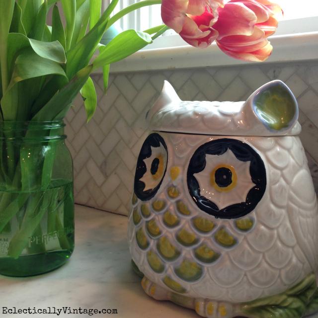 Cute owl cookie jar kellyelko.com
