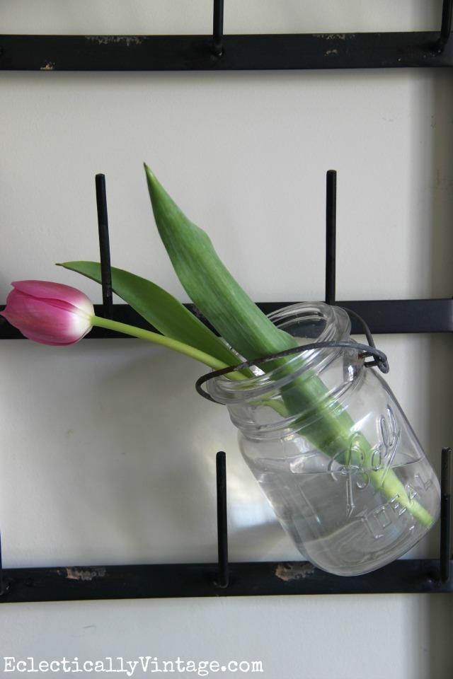 Bottle-Drying-Rack-Flower-Holder