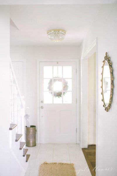 White foyer kellyelko.com