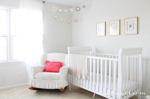Cute little girls nursery kellyelko.com