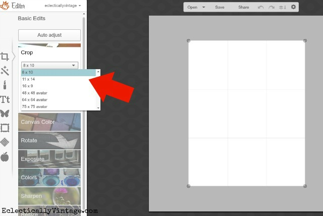 See how easy it is to use PicMonkey to create beautiful printables, invites, labels and more kellyelko.com