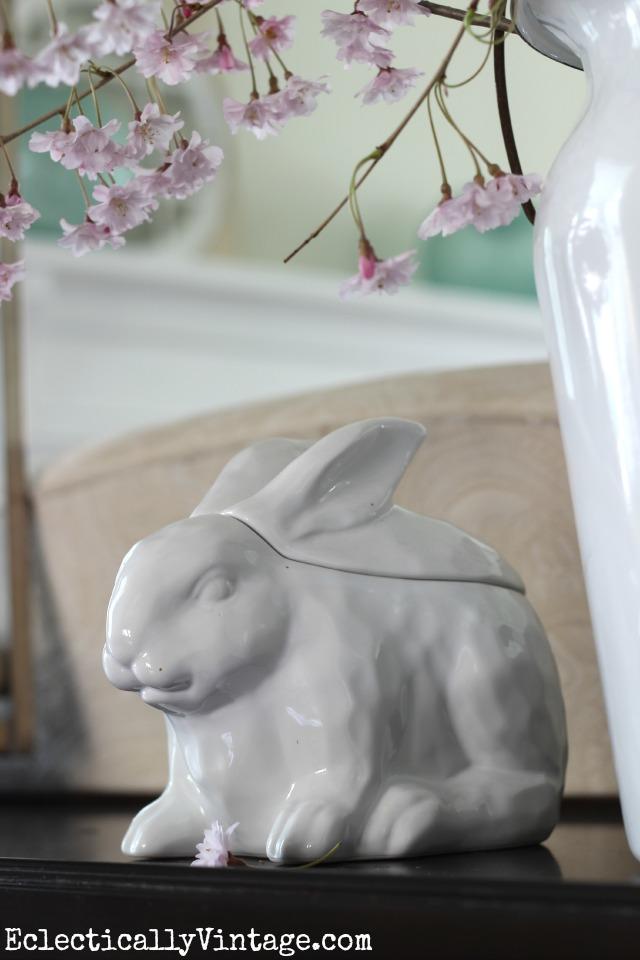 Cute little spring bunny kellyelko.com