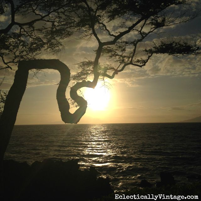 Hawaii sunset kellyelko.com