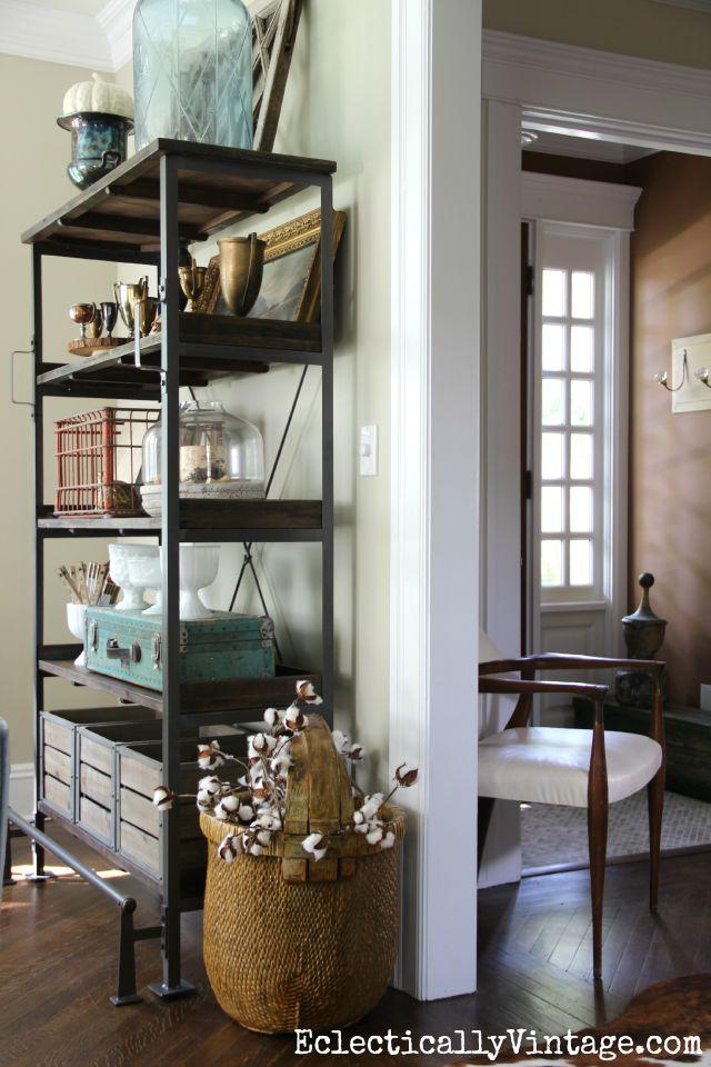 styling open shelves 1