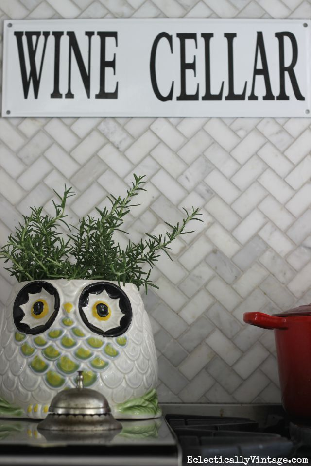 Owl cookie jar planter kellyelko.com