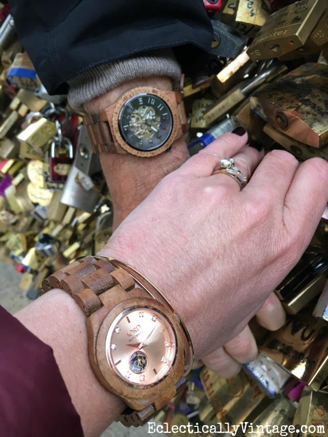 Jord Wood Watches kellyelko.com
