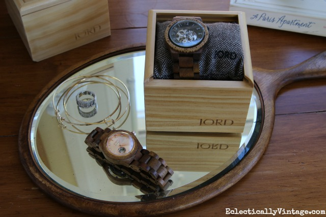 Mens and Womens Wood Watches kellyelko.com
