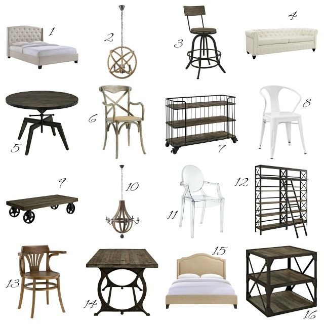 Best affordable furniture for any style