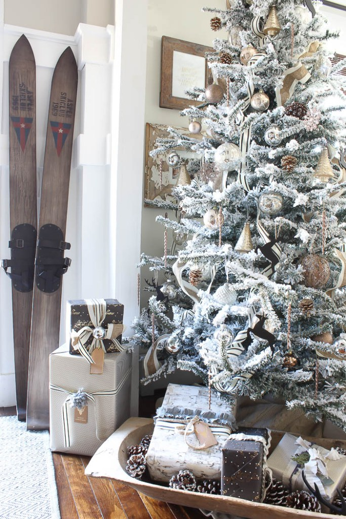 christmas-tree-skis-dough-bowl