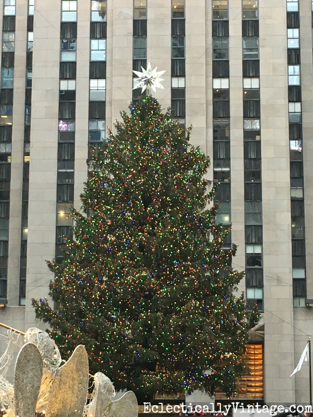 Rockefeller Center Christmas Tree kellyelko.com