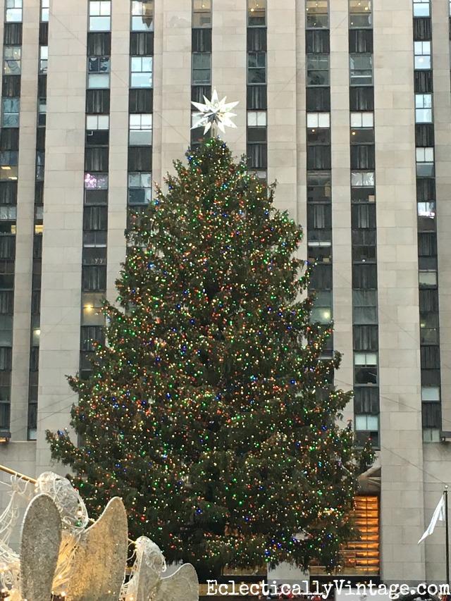 Rockefeller Center Christmas Tree kellyelko.com
