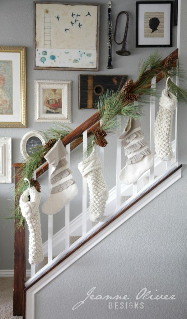 stockings-christmas-bannister