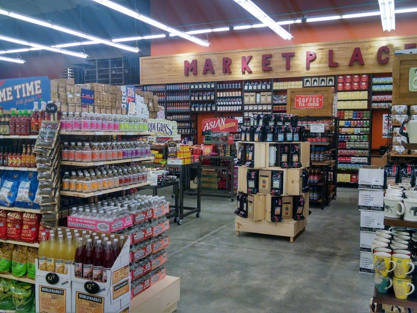World Market - I love the Marketplace for fun food and drinks from other countries kellyelko.com