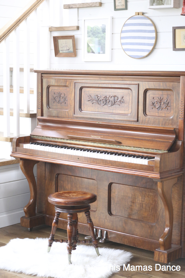 Antique piano kellyelko.com