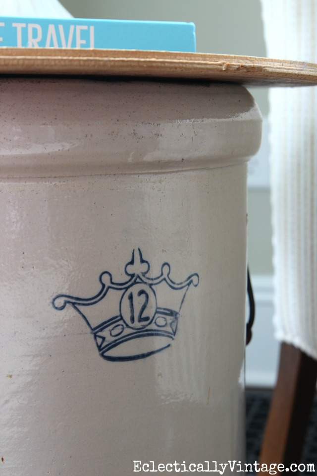 Crown 12 gallon crock kellyelko.com
