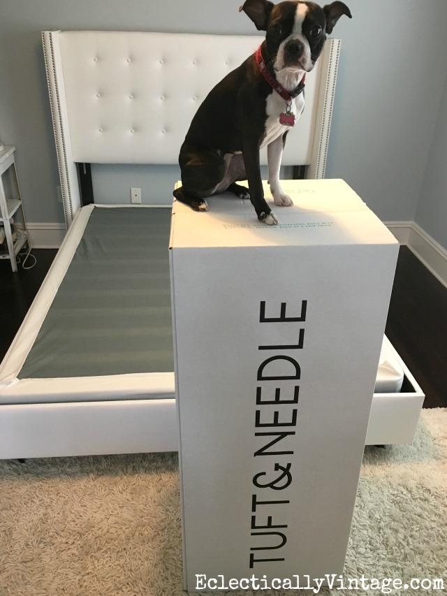 Tuft and Needle Mattress Review - an honest opinion of this affordable mattress kellyelko.com