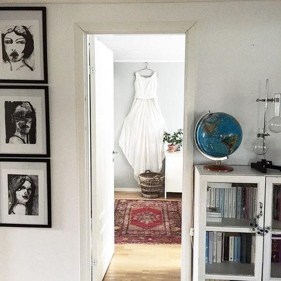 A dress becomes a piece of art kellyelko.com
