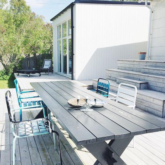 Simple deck furniture kellyelko.com
