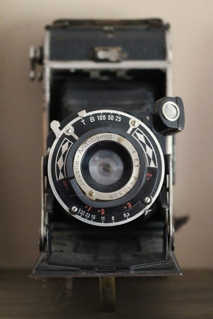 Antique camera - great ideas for collecting with vintage cameras kellyelko.com