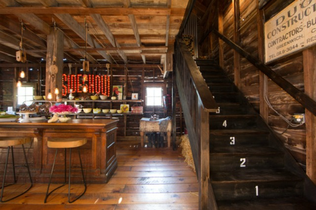 Love this renovated barn kellyelko.com