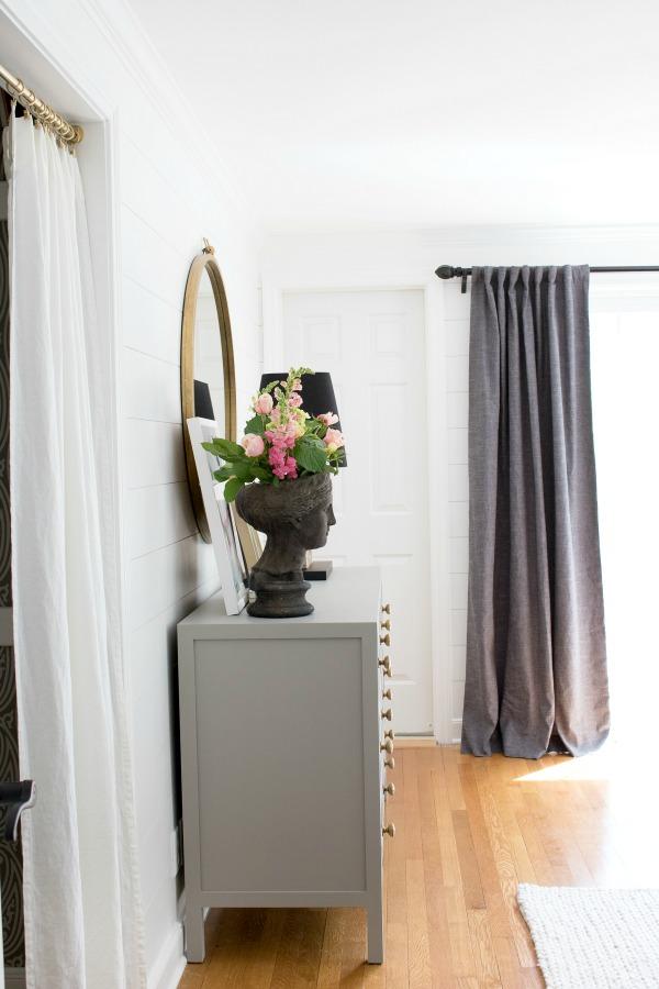 Shiplap bedroom walls kellyelko.com