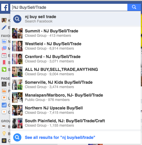 Facebook Sell Group Tips and Tricks for Making Money Selling Unwanted Stuff! kellyelko.com